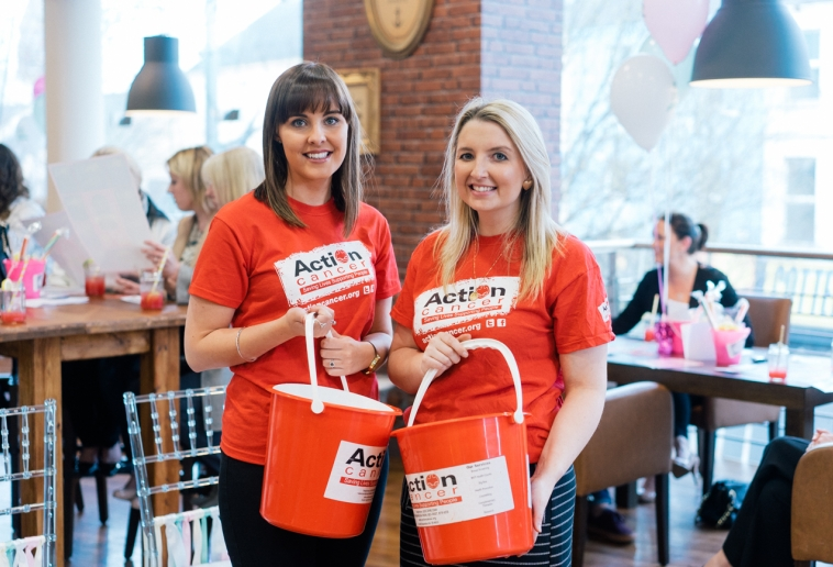 Fashion Lock In Action Cancer Fundraisers