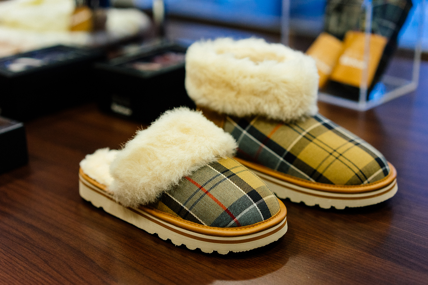 Barbour Slippers and Booties from Excel Clothing