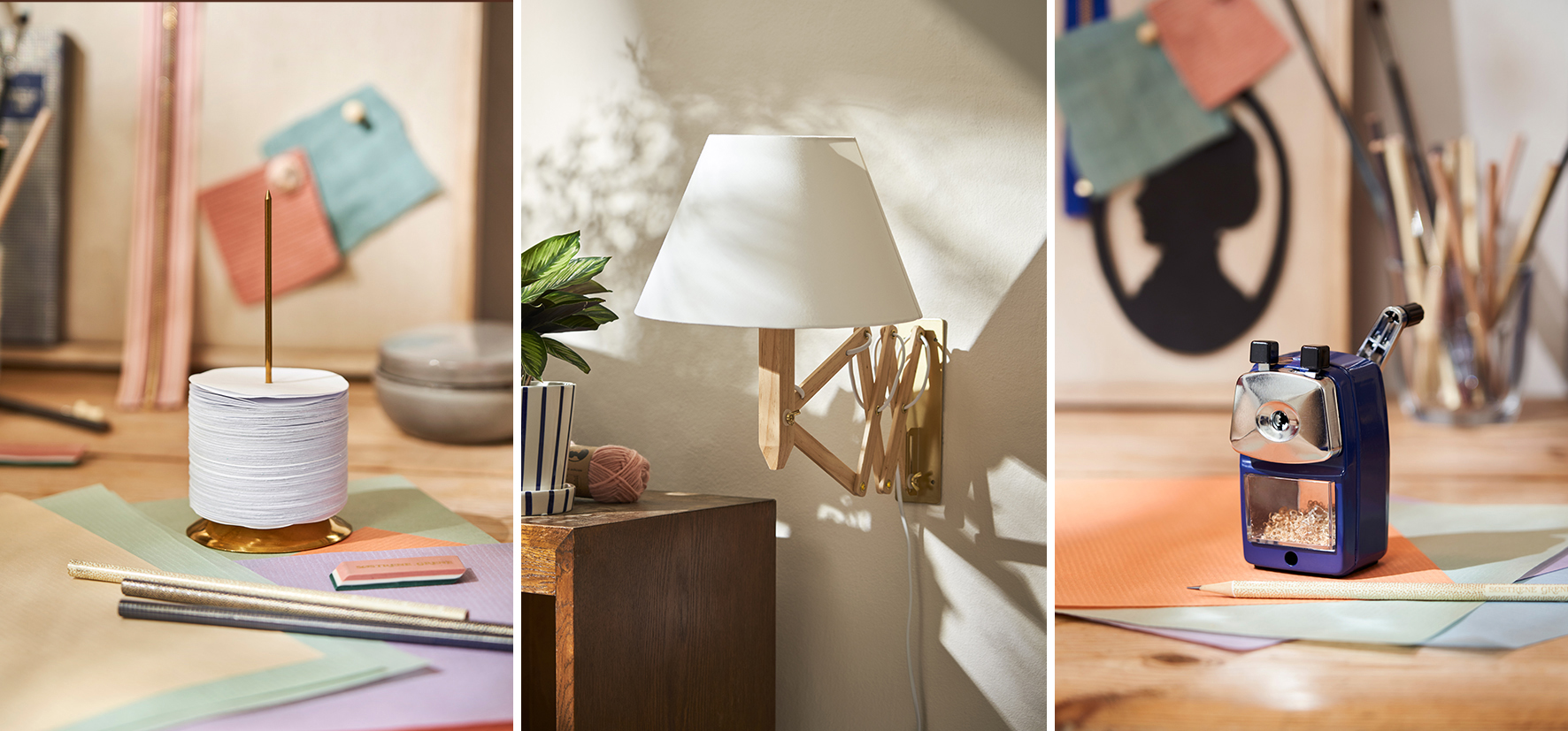 Home office products from the Nostalgic Moments Collection 2021