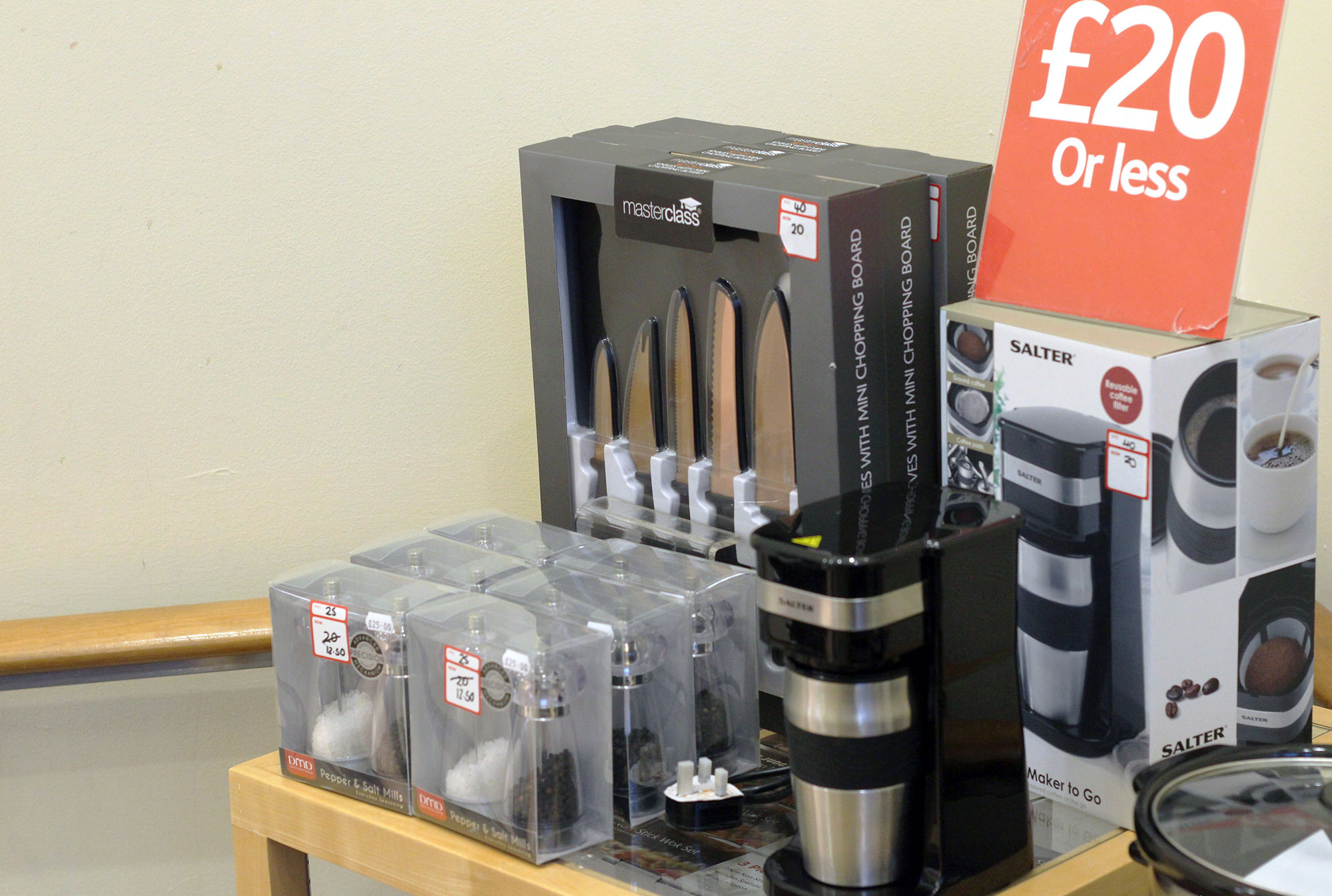 Great kitchen appliances £20 or less